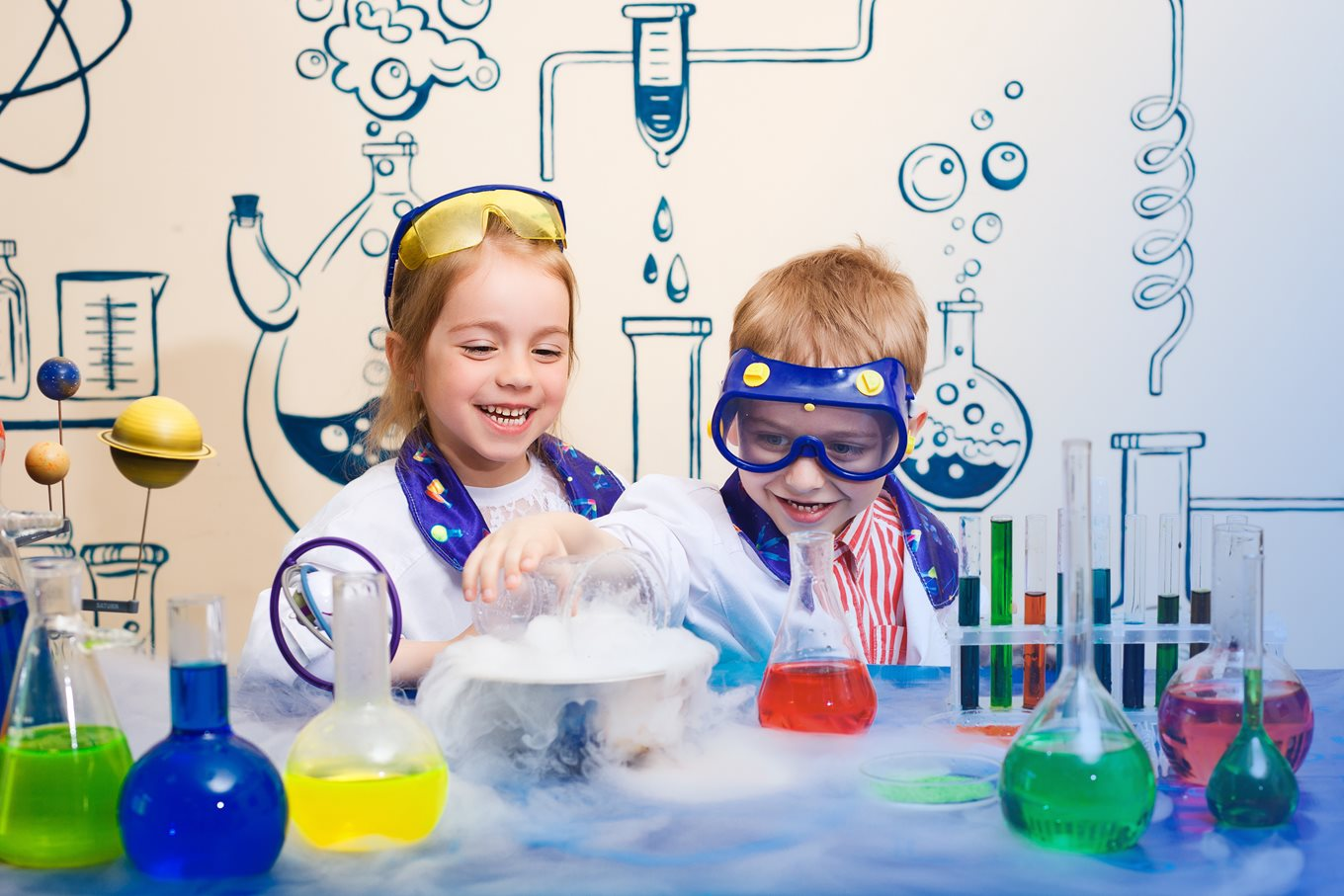 Easter Science Labs at King John's Castle