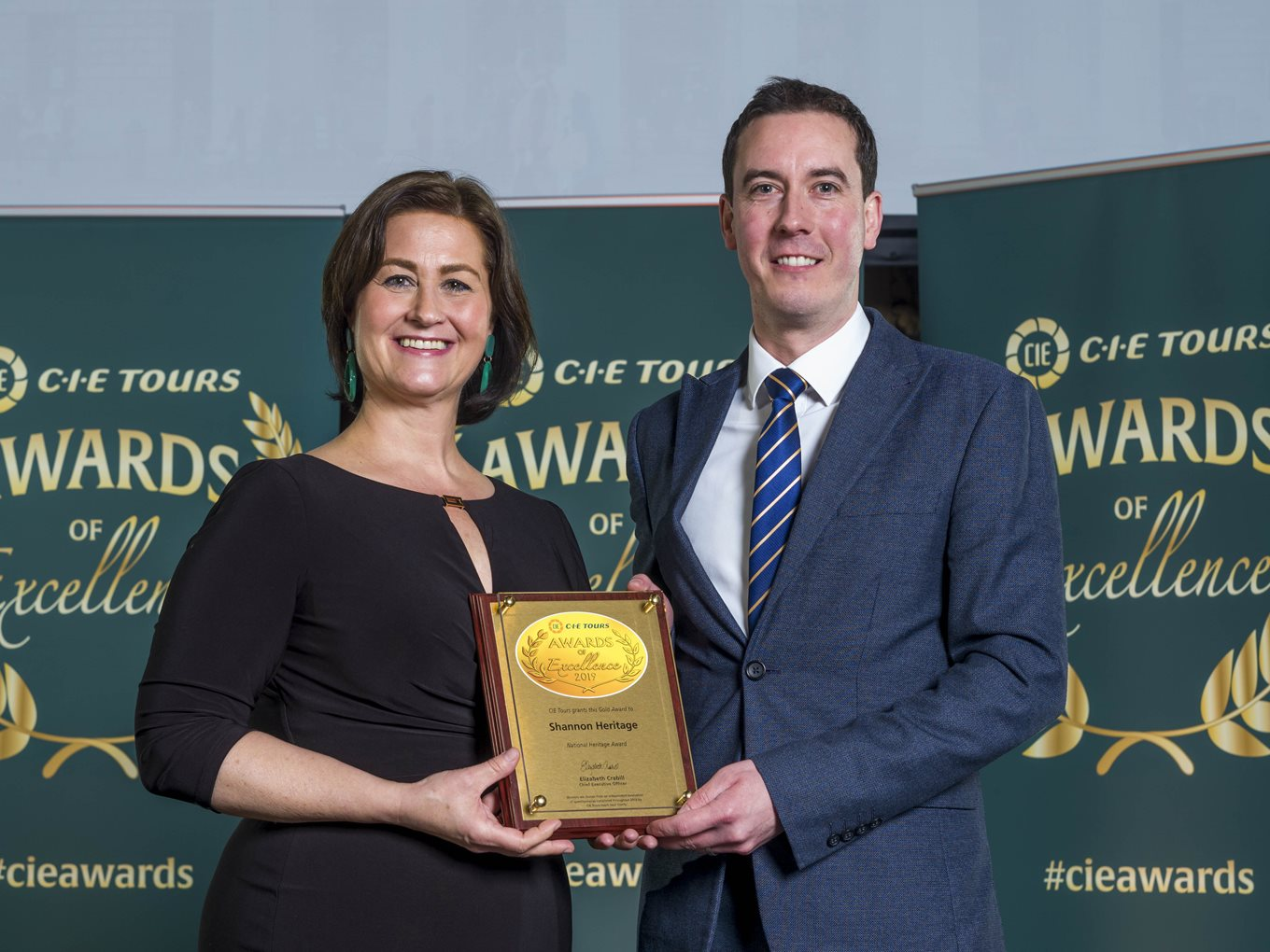 Shannon Heritage Wins National Heritage Award of Excellence